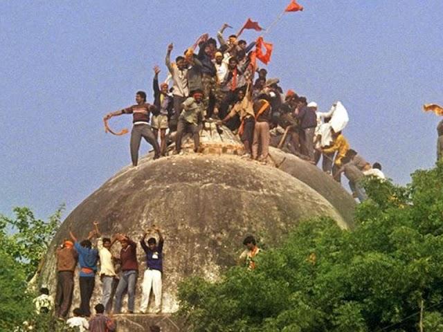 বাবরি মসজিদ একটি ইতিহাস একটি ট্রাজেডি - আলি আকবর