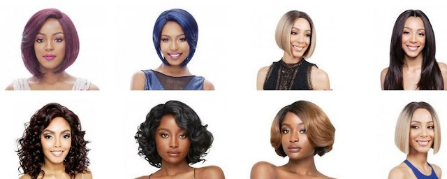 Benefits of using wigs