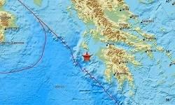 Σεισμός ανοιχτά της Ζακύνθου