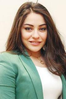 رهف عبد الله (Rahaf Abdallah)، مذيعة لبنانية