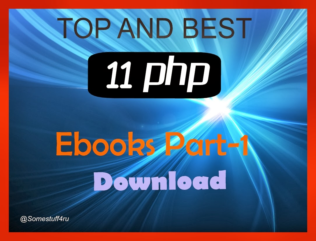 best php books for beginners pdf free download