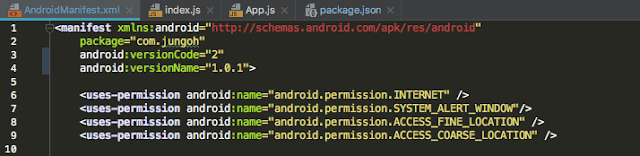 Android versionCode