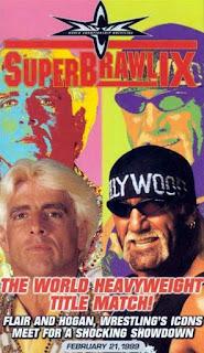 WCW Superbrawl IX 1999 - Event poster
