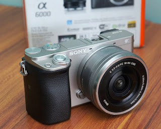 Jual Sony Alpha A6000 - Mirrorless
