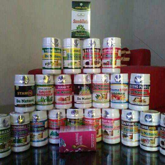De Nature Obat Herbal