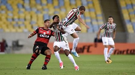 Assistir Atlético-GO x Fluminense ao vivo grátis em HD 03/12/2017