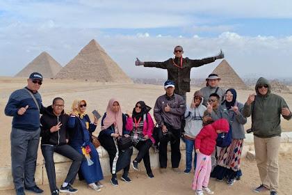 Program Umroh Syawal Plus Cairo 12 Hari