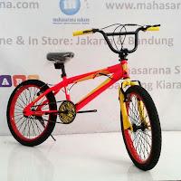 20 pacific spinix tc5.0 freestyle bmx bike