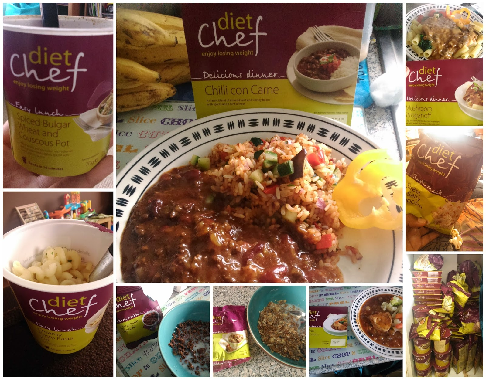 Diet Chef Week One Review