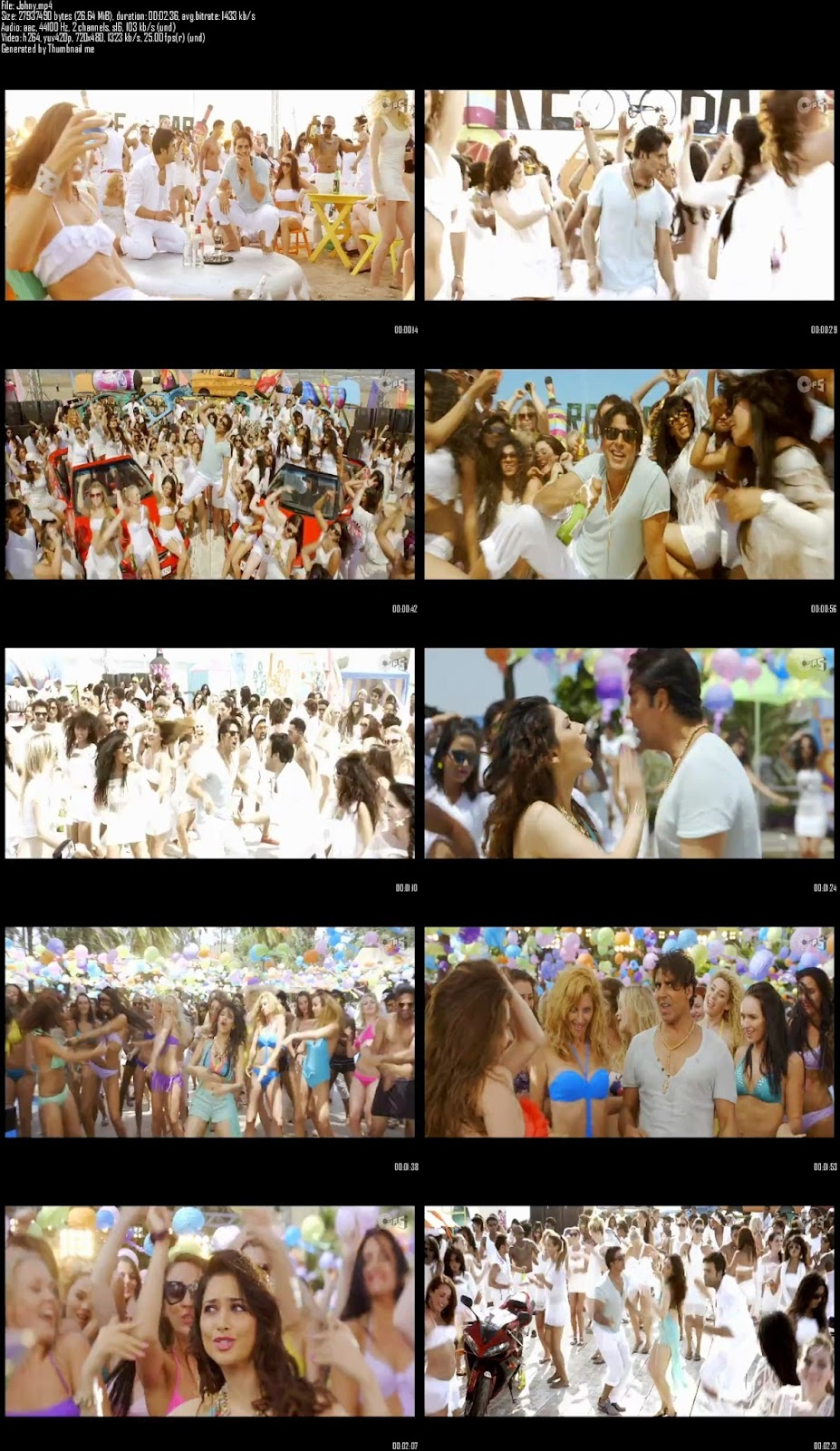 Mediafire Resumable Download Link For Video Song Johnny Johnny - It's Entertainment (2014)