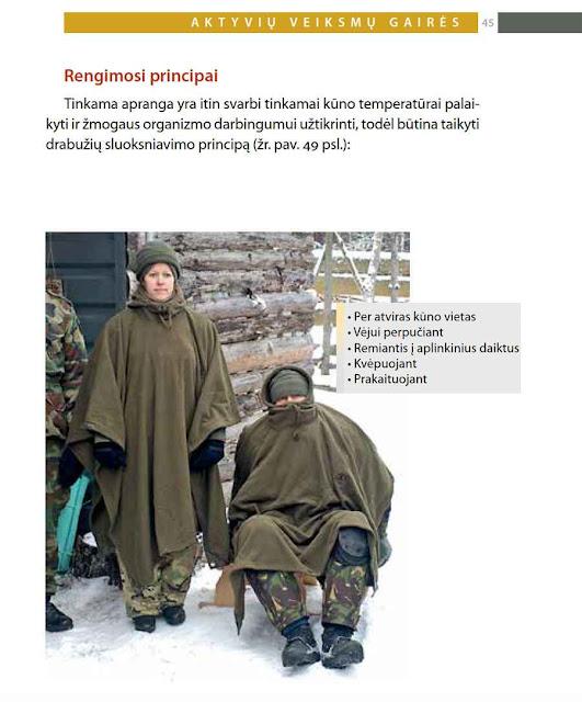 Manual explica como se equipar para a guerrilha tendo o país invadido pela Rússia.