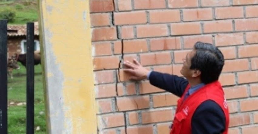 Deficiencias en Colegios Públicos de Huancavelica podrían afectar metas educativas, según informe de Contraloría