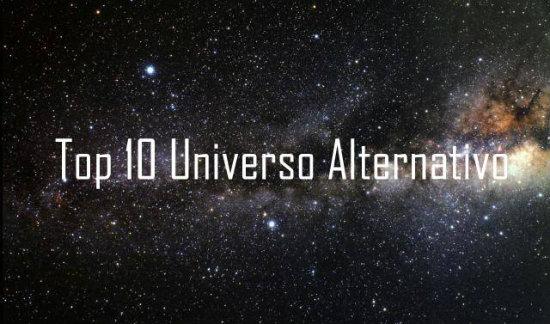 Top 10 Universo Alternativo
