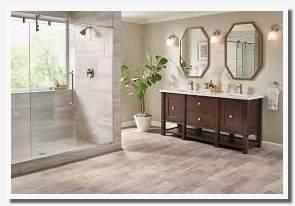 best type of flooring for shower