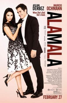 A la Mala (2015) DVDRip Latino