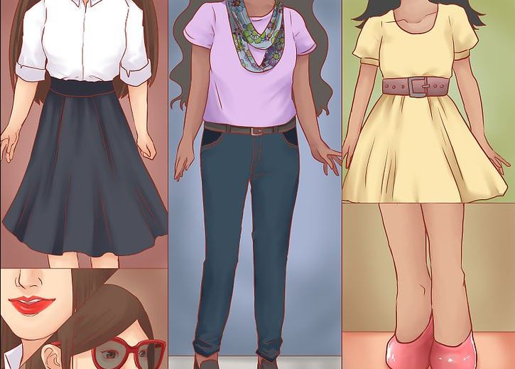 How To Build Cute Basic Outfit ! 2018  4e4eff025