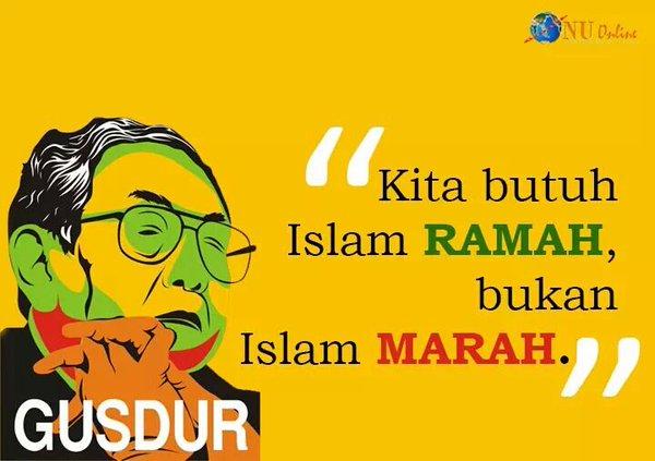 Islam itu Ramah, Bukan Marah-marah