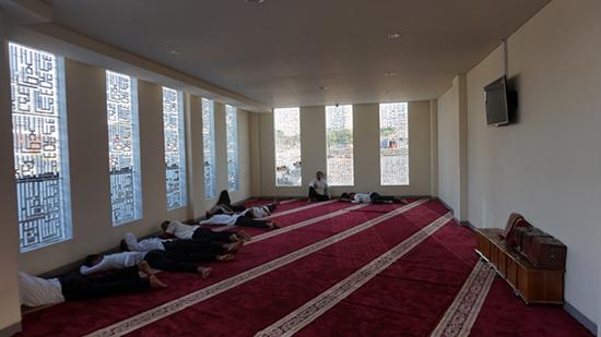 desain masjid mungil ridwan kamil