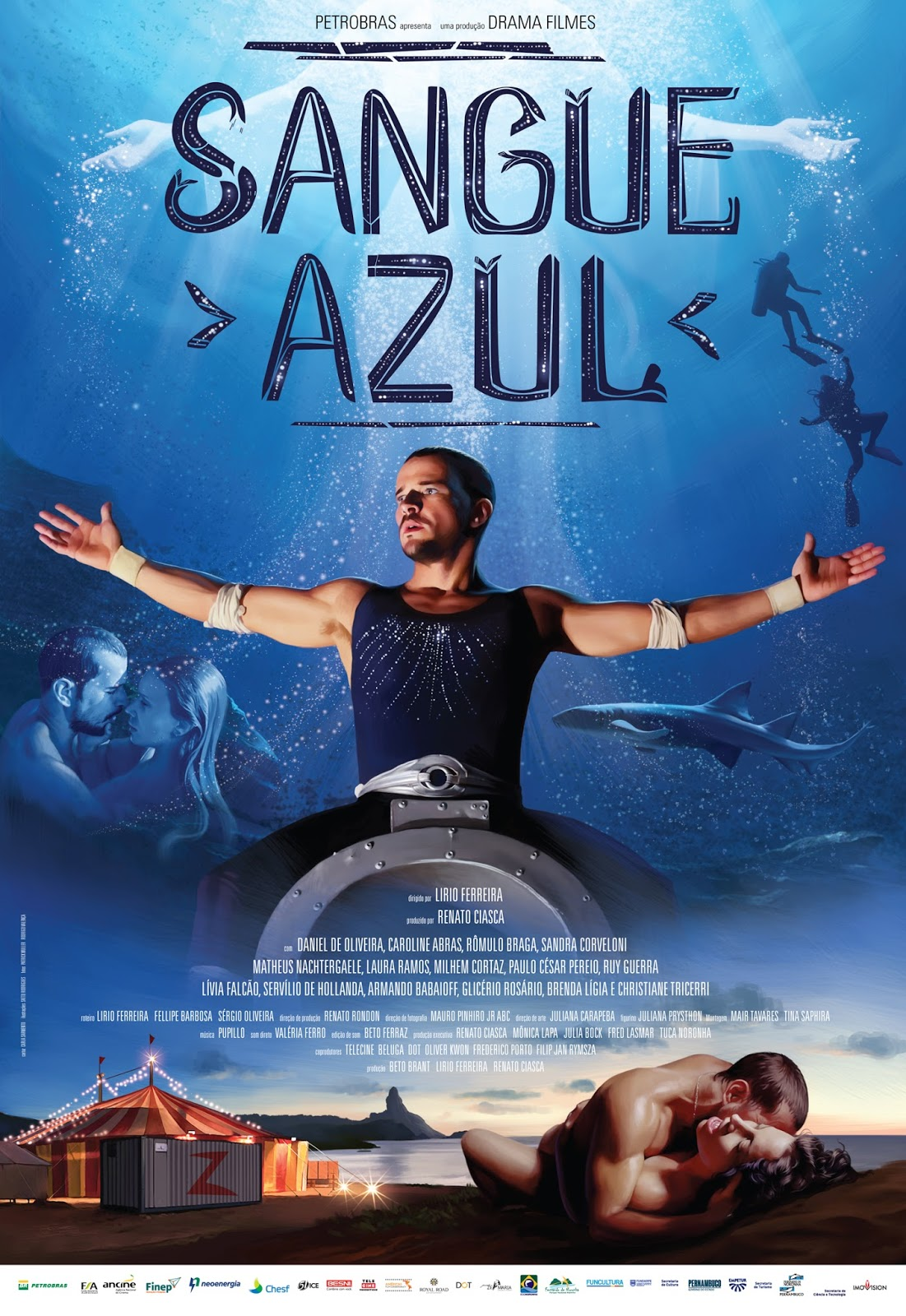 Sangue Azul - Full HD 1080p - Nacional