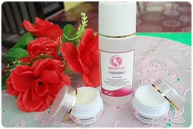 Paket Whitening Basic dRw skincare