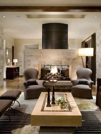Dise os de modernas salas elegantes colores en casa for Colores para salas pequenas modernas
