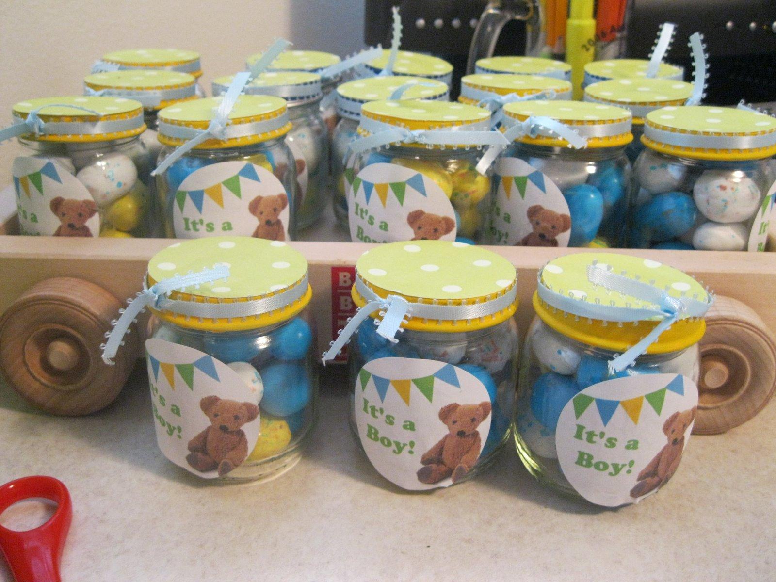 37 Cute Mason Jar Baby Shower Ideas | Table Decorating Ideas