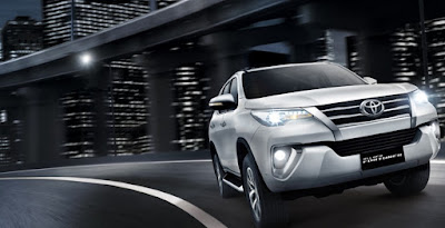 The Price Of All New Fortuner 2016
