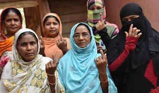 bihar-lowest-bangal-highest-poll