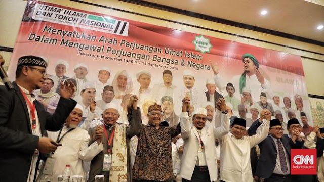 Kalau Jadi Presiden, Prabowo Jamin Keamanan Habib Rizieq di RI