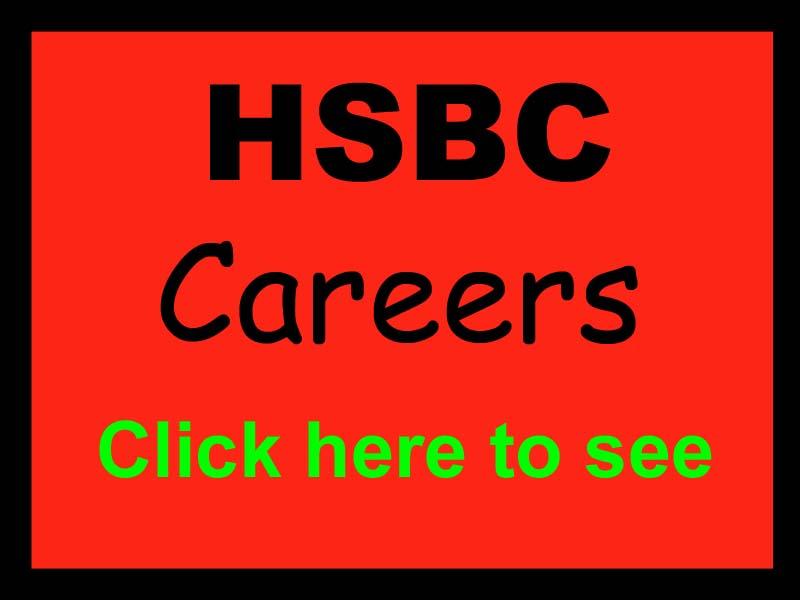 HSBC Latest Careers (Jobs) 2018 for Freshers & Graguate | hsbCom
