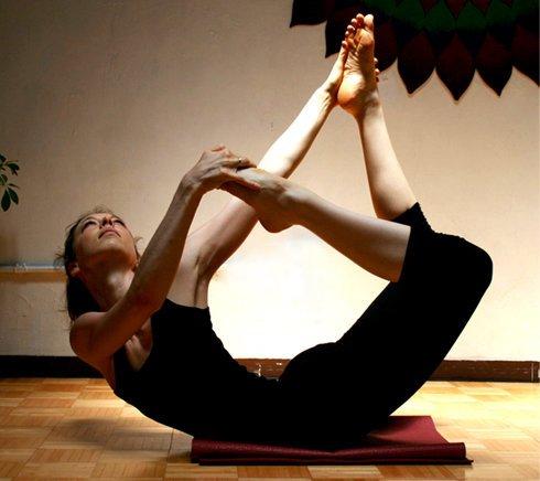 inkwit yoga dharma mittra yogini lily cushman