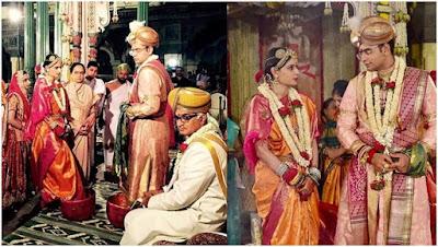 Mysore royal wedding