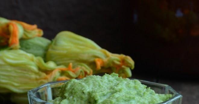 La Cucina Di Esme Pesto Di Zucchine Crude