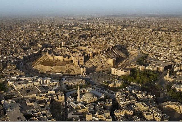 Βέροια, Aleppo πριν τον πόλεμο