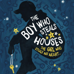 THE BOY WHO STEALS HOUSES - by C.G. Drews