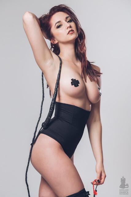 Danica Rockwood panties