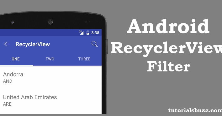 AndroidCodes: Android Search filter for Tab layout with Toolbar
