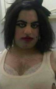Isis disguise as women