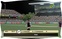 Cap for Batsmen Patch Ingame Screenshot 7