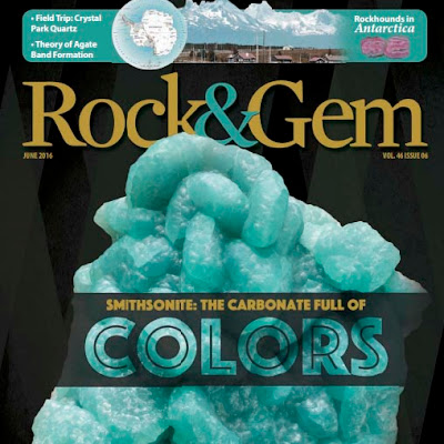Rock & Gem magazine | June 2016 - Download