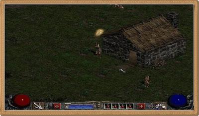 Diablo 2 PC Games Gameplay