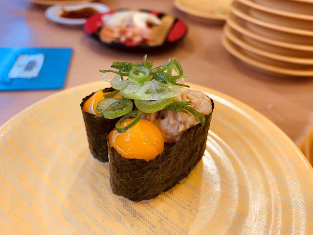 納豆軍艦壽司