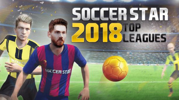 Soccer Star 2018 Top Leagues v0.9.0 Mod Apk Terbaru Gratis