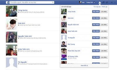 Tăng bạn bè để bán hàng online trên Facebook hiệu quả