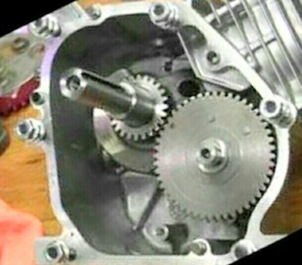 cara menyetel gigi knoken as mesin gx