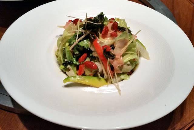Japanese Ginger Salad