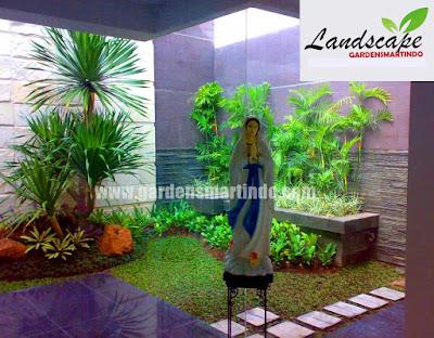 Jasa Tukang Taman Makassar GARDENSMARTINDO