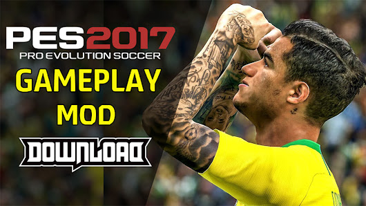 PES 2019 Official Gameplay For PES 2017 - Best Gameplay
