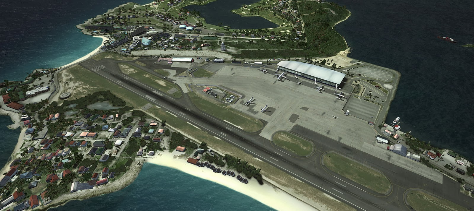Fly Tampa fsx