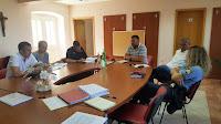 Sjednica stožera civilne zaštite Općine Nerežišća slike otok Brač Online